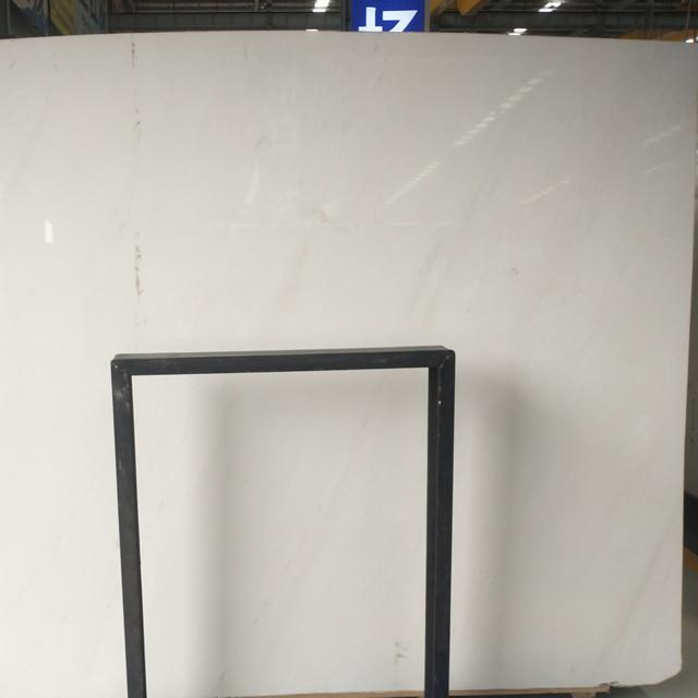 venus white marble slab, white marble slab